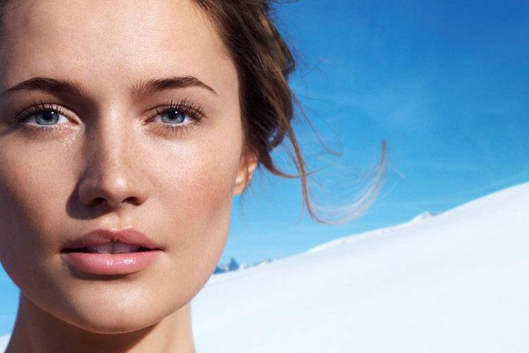 Evita el envejecimiento de la piel en invierno