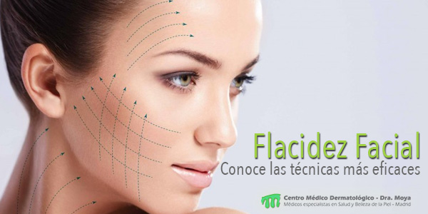 Flacidez facial: las técnicas más efectivas