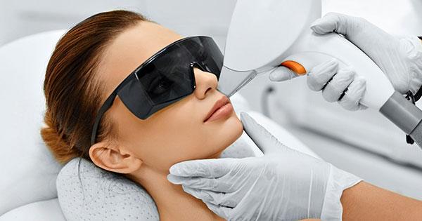 laser dermatología